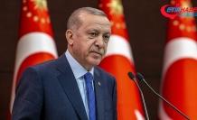 Cumhurbaşkanı Erdoğan: Milli Dayanışma Kampanyası'nı şahsım olarak, 7 aylık maaşımı bağışlayarak açıyorum