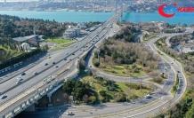 Köprü ve otoyollardan şubatta 186 milyon 252 bin lira gelir elde edildi