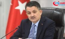 Tarım ve Orman Bakanı Pakdemirli: 2 bin 153 kadroya ilişkin atamalar 15-22 Mayıs'ta ÖSYM üzerinden yapılacak