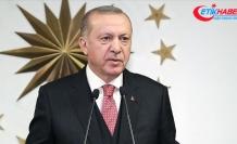Cumhurbaşkanı Erdoğan: Koronavirüse karşı mücadeleyi örnek bir sınav vererek atlatacağız
