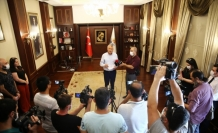 Adana Büyükşehir Belediyesine haciz