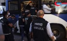 Bataklık Operasyonu'nda 34 şüpheli tutuklandı