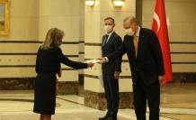 Cumhurbaşkanı Erdoğan, Panama Büyükelçisini kabul etti