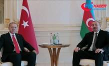 Erdoğan-Aliyev telefonda Dağlık Karabağ'ı ve bölgesel gelişmeleri değerlendirdi