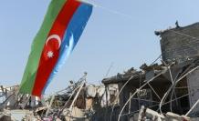 Gence'de halk yaralarını sarıyor