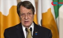 Rum lideri Anastasiadis, KKTC'nin yeni Cumhurbaşkanı Tatar'ı tebrik etti