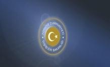 """Dışişleri Bakanlığı'ndan """"Bozkurtlar"""" açıklaması"""