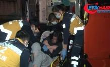 Ailesinin ulaşamadığı genç kız evde yüzü kanlar içerisinde bulundu