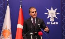 AK Parti Sözcüsü Çelik, Mescidi Aksa'ya saldıran İsrail'i şiddetle kınadı