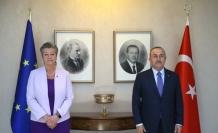 """Dışişleri Bakanı Çavuşoğlu: """"AB'den somut adımlar bekliyoruz"""""""