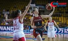 A Milli Kadın Basketbol Takımı Avrupa Şampiyonası'na veda etti