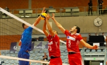 Filenin Efeleri, Avrupa Altın Ligi'nde üst üste 2. kez finalde