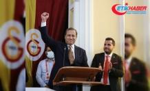 Galatasaray Kulübü'nün yeni başkanı Burak Elmas
