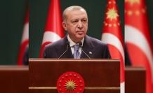 Cumhurbaşkanı Erdoğan: Kıbrıs Türk Devletinin geniş tanınırlığa sahip olması için her türlü gayreti sergileyeceğiz