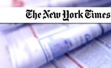 """NYT, """"Türkçe Twitter paylaşımlarının"""" gerekçesini açıklayamadı"""