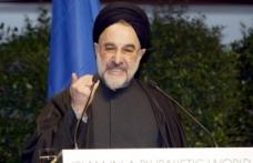 """İran'da eski Cumhurbaşkanı Hatemi: """"Halk işlerin düzelmesinden ümidini kesti"""""""