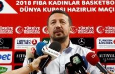 Türkiye Basketbol Federasyonu Başkanı Hidayet Türkoğlu: Dünya Kupası hedefine çok yaklaştık