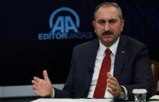 Adalet Bakanı Gül: Darbe girişimine yönelik 209 dava tamamlandı