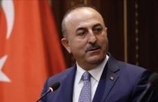 Dışişleri Bakanı Çavuşoğlu: FETÖ'nün aktif olduğu ülkelerin sayısı hızla azalıyor