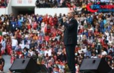 Erdoğan: Etnik ayrımcılık yapan karşısında önce bizi bulur