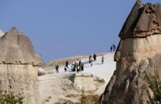 Kapadokya'da 15 yapı yıkılacak
