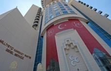 MHP'den 24 Ocak'ta Aday Tanıtım Toplantısı