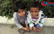 Yemen'de çocukların yüzde 80'i insani yardıma muhtaç