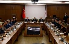 Asgari Ücret Komisyonunun gündemi 'ülke ekonomisi'