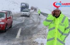 Doğu Anadolu'da 660 köy ve mahalle yolu ulaşıma kapandı