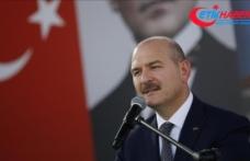 Soylu: Ülkemizde şu an 3 milyon 611 bin 834 Suriyeliyi barındırıyoruz
