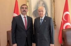 Eyyup Yıldız, MHP Lideri Bahçeli'ye Başdanışman olarak atandı