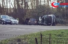 Prens Philip kaza geçirdi