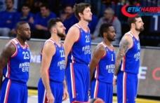Anadolu Efes Olympiacos'u ağırlayacak