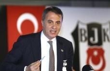 Beşiktaş Kulübü Başkanı Orman: İskemlesini satamayız, Beşiktaş Kulübünü nasıl satacağız