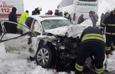 Bingöl'de trafik kazası: 1 ölü, 10 yaralı