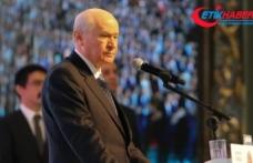 MHP Lideri Bahçeli: Kılıçdaroğlu'na gerçekten acıyorum, perişanlığına üzülüyorum
