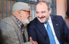 Sanayi ve Teknoloji Bakanı Varank: 31 Mart'ta güven, istikrar ve huzur oylanacak