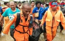 Endonezya'da sel ve heyelan 84 can aldı