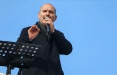 Soylu: İran'la doğu sınırımızda PKK'ya yönelik ortak operasyon yapmaya başladık