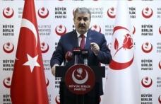 BBP Genel Başkanı Mustafa Destici: AK Parti, hakkını kullanıyor