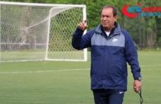 Abalı Denizlispor Başkanı Çetin: Yücel hocamızla devam etme kararı aldık