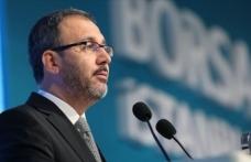 Bakan Kasapoğlu: Türkiye'ye futbolda hak ettiği değeri kazandırmak önemli bir misyon