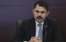 Bakan Kurum: Çevre konusu siyasi malzeme yapılacak bir konu değildir