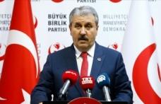 BBP Genel Başkanı Destici: ABD-Türkiye ilişkilerinde yeni bir sayfa açılmış görünüyor'