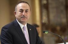 Çavuşoğlu: Koalisyon ortaklarımızdan, PYD/YPG'den kendilerini ayrıştırmalarını bekliyoruz