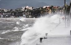Ege Denizi için fırtına uyarısı