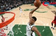 NBA'de Bucks galibiyet serisini 6 maça çıkardı