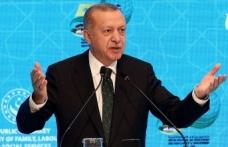 Erdoğan: İsrail'in hoyratlığı kimi Arap devletleri tarafından teşvik ediliyor