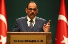 Cumhurbaşkanlığı Sözcüsü Kalın'dan Berlin Zirvesine ilişkin açıklama