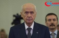 MHP Lideri Bahçeli'den ABD'ye Süleymani tepkisi! ''Barbarlığın ta kendisi''